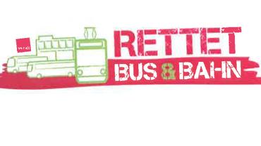 Rettet Bus und Bahn