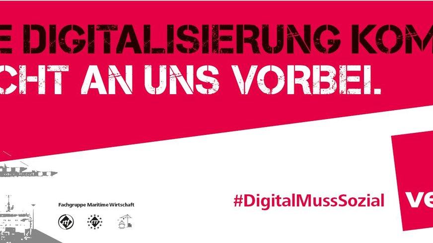 Die Digitalisierung kommt - nicht an uns vorbei!