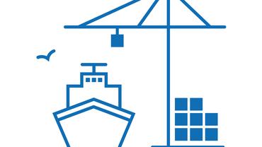Logo FG Maritime Wirtschaft, FB Verkehr