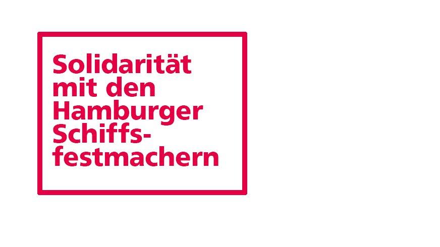 Solidarität mit den Kollegen von HLM